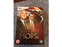 Inspector Morse Complete Set on DVD