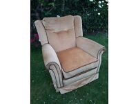 very comfy. chair for free