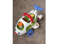 Children's Toy Little People Aeroplane Baby Toddler