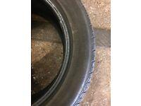 Tyres pair 2x 205 55 16