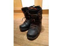Thirtytwo lashed Bradshaw boots size 10
