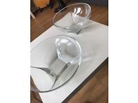RCR Crystal bowls