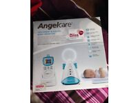 Angel care 2 in 1 baby monitor
