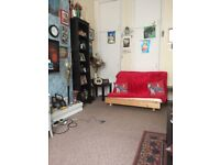 Stunning split level 1 bed with garden 40 ft West Hampstead