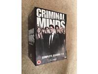 Criminal Minds Seasons 1-10