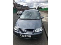 Volkswagen Sharan 2010 7 Seater, 1896cc, Semi-Auto, Diesel immaculate condition