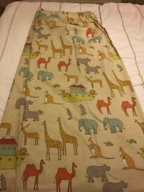 Children's curtains