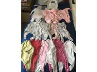 Baby clothes 0-3 months all from pet and smoke free home