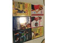 6 exercise dvds