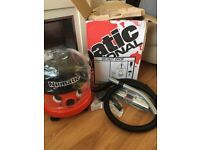 Numatic hoover (Henry type)