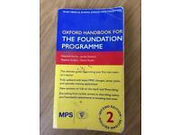 The Oxford Handbook for the Foundation Programme 2e