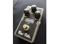 MXR Uni-Vibe Chorus and Vibrato Effects Pedal