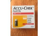 Accu-Chek Fastclix 204