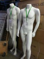 NEW-USED RETAIL STORE FIXTURES,MANNEQUINS SHOWCASES RACKS