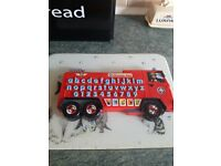 Fireman Sam Alphabet Fire Engine