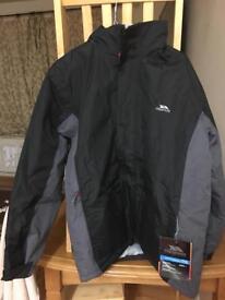 Trespass Waterproof/Windproof/Winter Padded Jacket Brand New