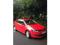 VW polo 1.2 2010 Red £3800