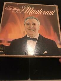 READERS DIGEST - THE MAGIC OF THE MAGIC OF MANTOVANI - 7 LP VINYL BOX SET - GREAT CONDITION