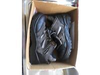 Men's steel toecaps boots