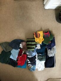 Boys bundle (1-1/2 years - 7 years)