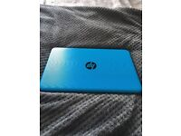 HP STREAM LAPTOP IN BLUE