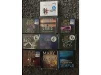 Cd audiobooks
