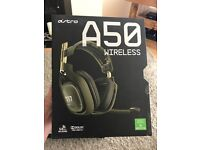 Astro A50 Halo edition wireless gaming headset