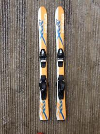Junior child's skis Head 107 cm