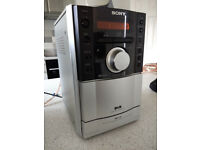 Sony DAB CD/Radio Cassette