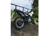 DERBI SENDA SM 125 CROSS CITY