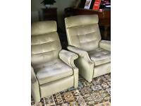 Parker knoll manual recliners