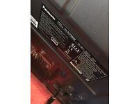 37 inch Panasonic TV
