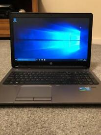 "Laptop - HP ProBook 650 15.6"" HD Display"