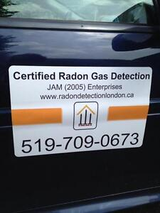Certified Radon Detection and Measurement Services-Real Estate
