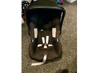 Britax carseat and base