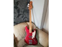 Stagg bass guitar
