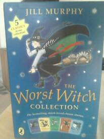The Worst Witch Book Collection