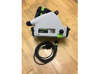 Festool TS55 + Guide Rails