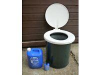 Elsan Chemical Toilet