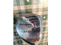 Set brand new Malibu Low Torque R Golf Clubs. Never used. I had no time perhaps you will.