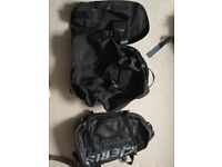 Aeris Jetpack Travel BCD (one-size) lightly used