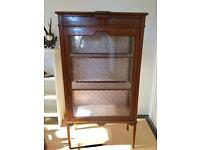 Vintage Display Cabinet Perfect for Shop or Home £150