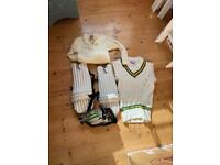 GONE PENDING COLLECTION - Free cricket items