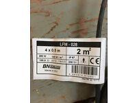2m BN underfloor heating mat 140 w/m2 Brand new.