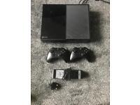 Xbox one 500GB, plus 8 games , £200 o.n.o