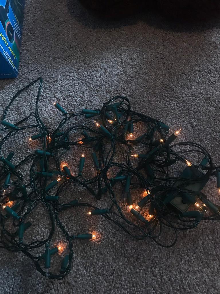 Musical Christmas Lights.Musical Christmas Lights In Plymouth Devon Gumtree