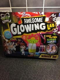 New!! Awesome glowing lab