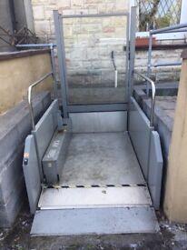 Terry Group TSL500 Wheelchair Platform Lift