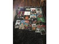 Vinyl records 36 in total