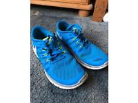 Nike free trainers size 5